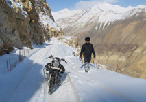 Golden Triangle Tour with Ladakh